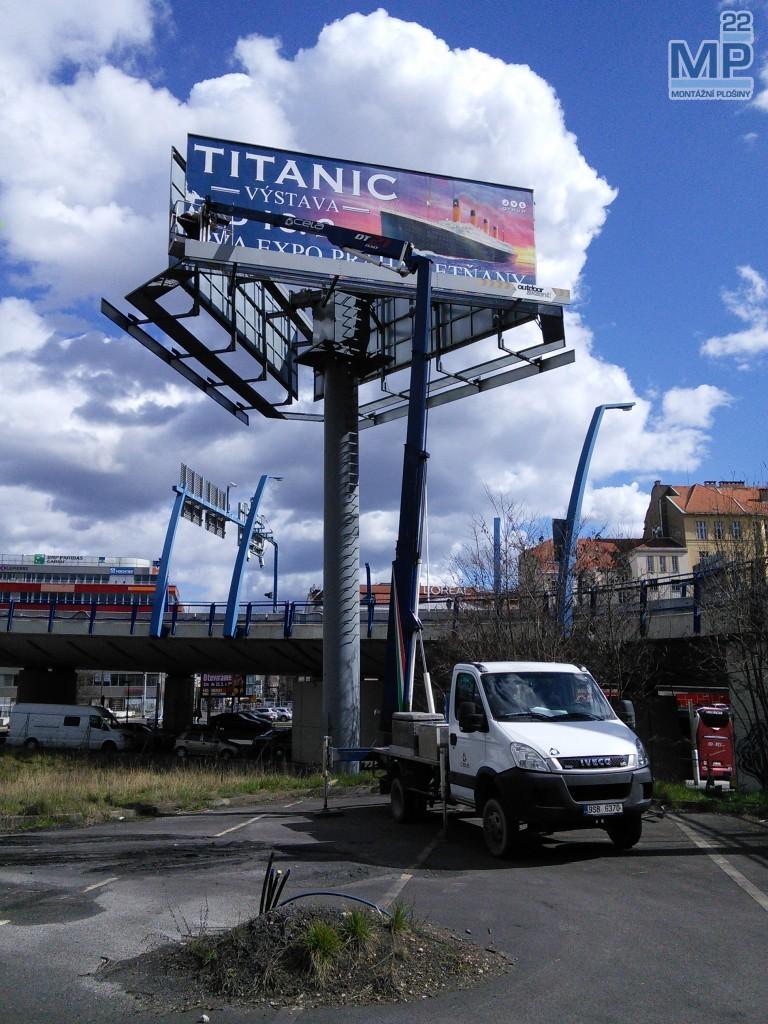 titanic pva letňany