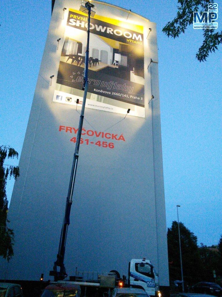 reklama euro výtahy