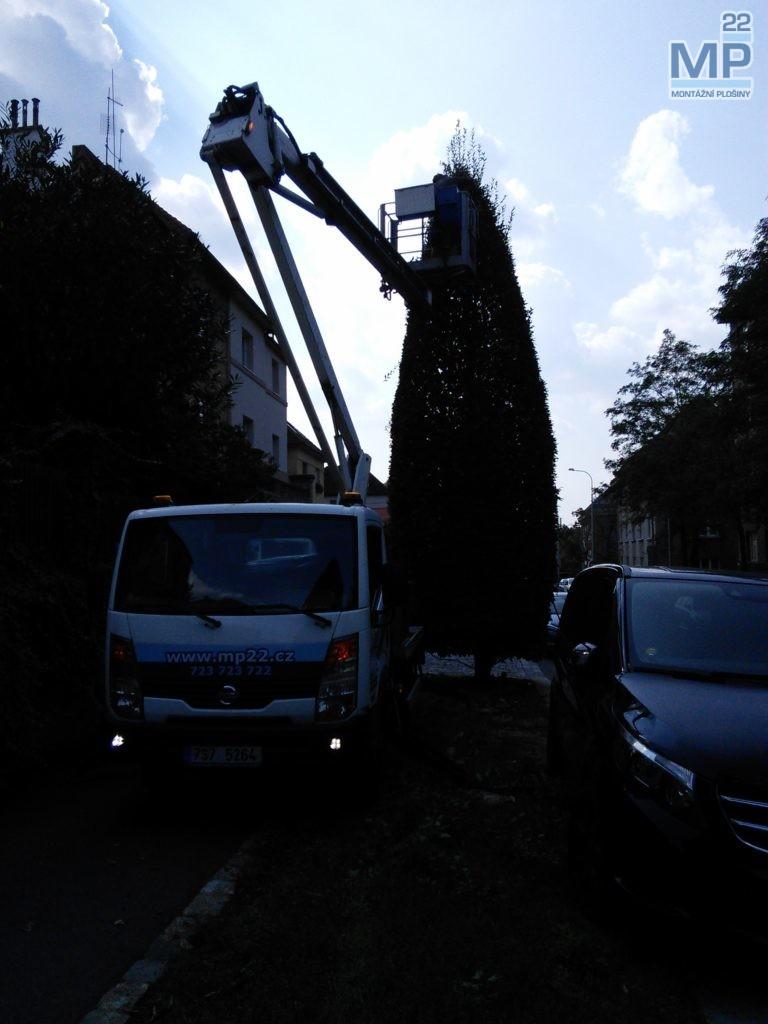 LED vánoční výzdoba pro obce a města